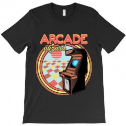 arcade wizard for dark T-Shirt | Artistshot