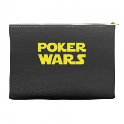 poker wars Accessory Pouches | Artistshot