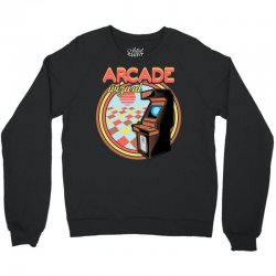 arcade wizard for dark Crewneck Sweatshirt | Artistshot