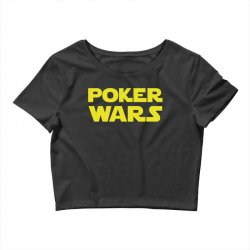 poker wars Crop Top | Artistshot