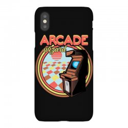 arcade wizard for dark iPhoneX Case | Artistshot