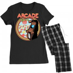 arcade wizard for dark Women's Pajamas Set | Artistshot