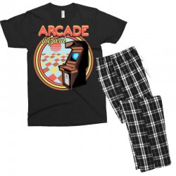 arcade wizard for dark Men's T-shirt Pajama Set | Artistshot