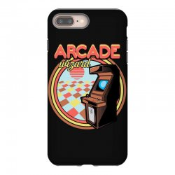 arcade wizard for dark iPhone 8 Plus Case | Artistshot