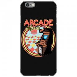 arcade wizard for dark iPhone 6/6s Case | Artistshot