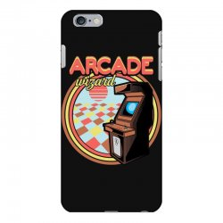 arcade wizard for dark iPhone 6 Plus/6s Plus Case | Artistshot