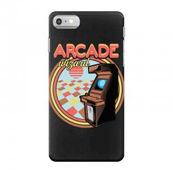 arcade wizard for dark iPhone 7 Case | Artistshot