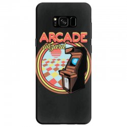 arcade wizard for dark Samsung Galaxy S8 Case | Artistshot
