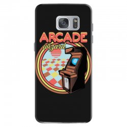 arcade wizard for dark Samsung Galaxy S7 Case | Artistshot