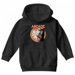 arcade wizard for dark Youth Hoodie | Artistshot