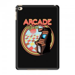 arcade wizard for dark iPad Mini 4 Case | Artistshot