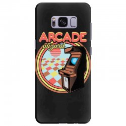 arcade wizard for dark Samsung Galaxy S8 Plus Case | Artistshot