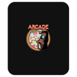 arcade wizard for dark Mousepad | Artistshot