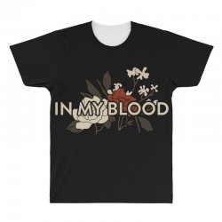 in my blood for dark All Over Men's T-shirt | Artistshot