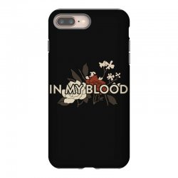 in my blood for dark iPhone 8 Plus Case | Artistshot