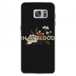 in my blood for dark Samsung Galaxy S7 Case | Artistshot