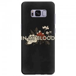 in my blood for dark Samsung Galaxy S8 Plus Case | Artistshot