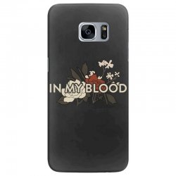 in my blood for dark Samsung Galaxy S7 Edge Case | Artistshot