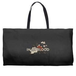 in my blood for dark Weekender Totes | Artistshot