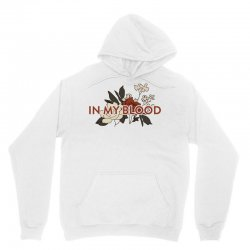 in my blood for light Unisex Hoodie | Artistshot