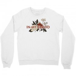 in my blood for light Crewneck Sweatshirt | Artistshot