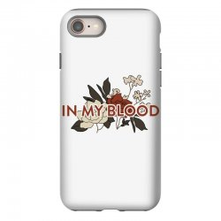 in my blood for light iPhone 8 Case | Artistshot