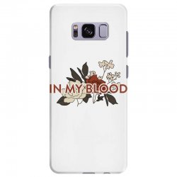 in my blood for light Samsung Galaxy S8 Plus Case | Artistshot