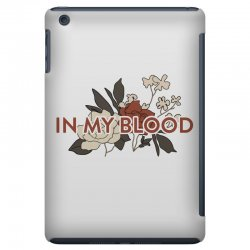 in my blood for light iPad Mini Case | Artistshot