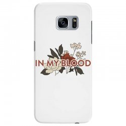 in my blood for light Samsung Galaxy S7 Edge Case | Artistshot