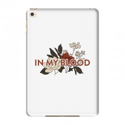 in my blood for light iPad Mini 4 Case | Artistshot