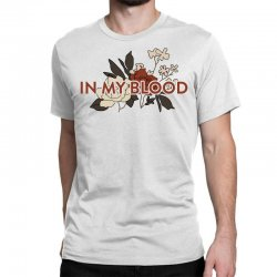 in my blood for light Classic T-shirt | Artistshot
