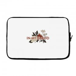 in my blood for light Laptop sleeve | Artistshot