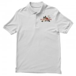 in my blood for light Polo Shirt | Artistshot