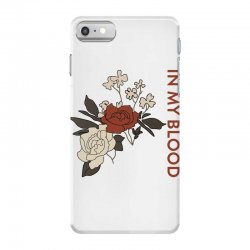 in my blood shawn mendes for light iPhone 7 Case | Artistshot