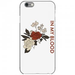 in my blood shawn mendes for light iPhone 6/6s Case | Artistshot