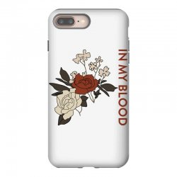 in my blood shawn mendes for light iPhone 8 Plus Case | Artistshot