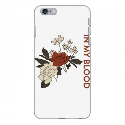 in my blood shawn mendes for light iPhone 6 Plus/6s Plus Case | Artistshot