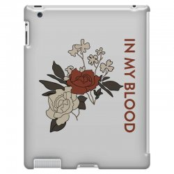 in my blood shawn mendes for light iPad 3 and 4 Case | Artistshot