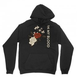 in my blood shawn mendes Unisex Hoodie | Artistshot
