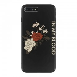 in my blood shawn mendes iPhone 7 Plus Case | Artistshot