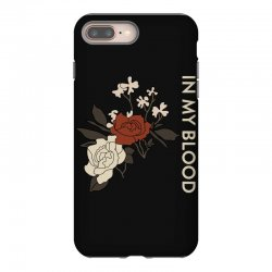 in my blood shawn mendes iPhone 8 Plus Case | Artistshot