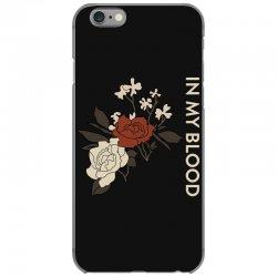 in my blood shawn mendes iPhone 6/6s Case | Artistshot
