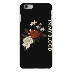 in my blood shawn mendes iPhone 6 Plus/6s Plus Case | Artistshot