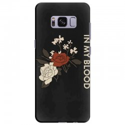 in my blood shawn mendes Samsung Galaxy S8 Plus Case | Artistshot