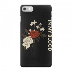 in my blood shawn mendes iPhone 7 Case | Artistshot