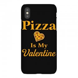 pizza is my valentine iPhoneX Case | Artistshot