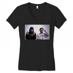 suicide boys Women's V-Neck T-Shirt | Artistshot
