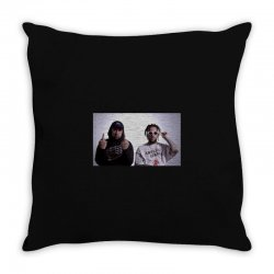 suicide boys Throw Pillow | Artistshot