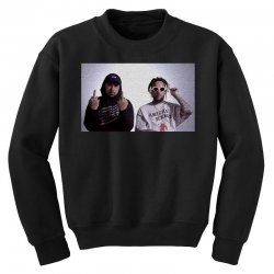 suicide boys Youth Sweatshirt | Artistshot