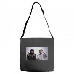 suicide boys Adjustable Strap Totes | Artistshot
